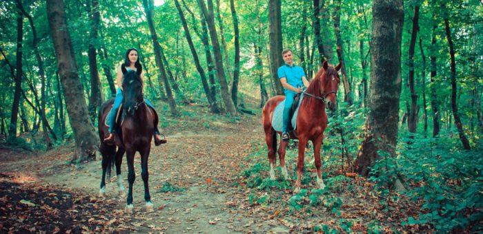 (Українська) Подорожі на конях околицями Львова