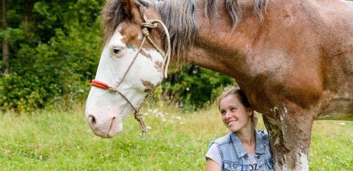 Історія Надії: як я почала фотографувати коней